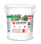 Althermo Fasad - The answer to the question - how to insulate the fasad